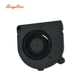 Air purifier cooling fan